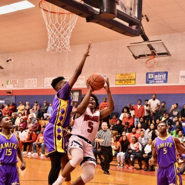 No. 28 Lakeside erases past due deficit to down Virtually no. 12 Amite, 60-55