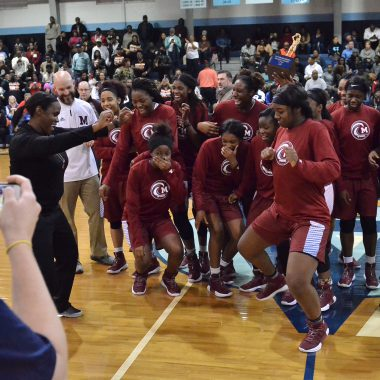 Lady Tiders ready for big level