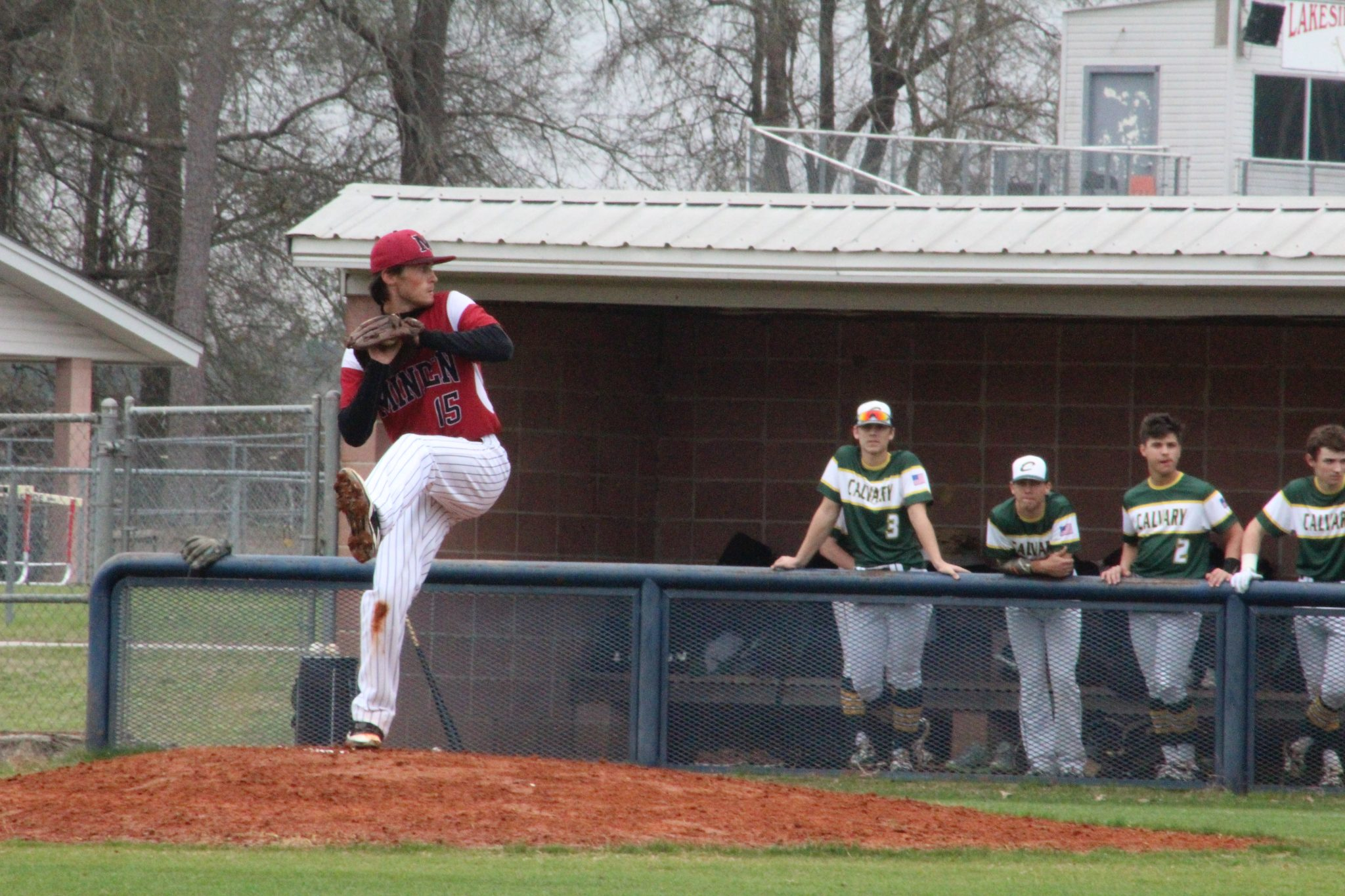 Minden Crimson Tide roll over Jena Leaders, 4-2