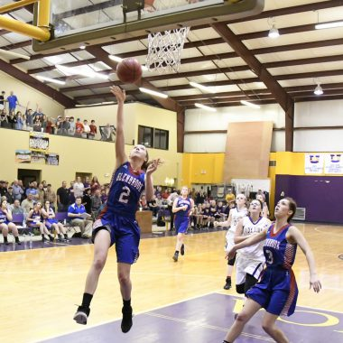 Apaches fall to Lions; Doyline downs Quitman on senior night
