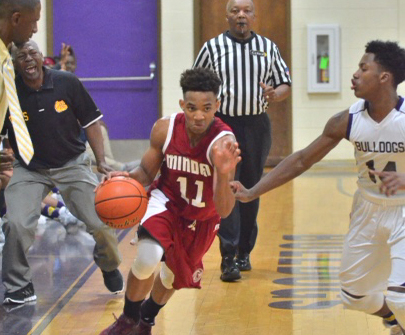 Webster Parish hoops schedule intensifies starting in 2017